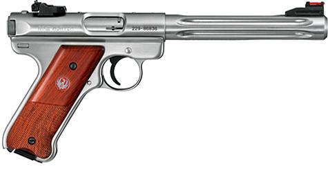 Ruger Mark III Hunter #10118